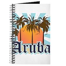 Aruba Caribbean Island Journal