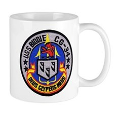 USS BIDDLE Mug