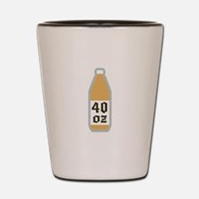 40 ounce Shot Glass
