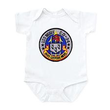 USS BIDDLE Infant Bodysuit