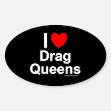 Drag Queens Decal