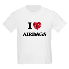 I Love Airbags T-Shirt