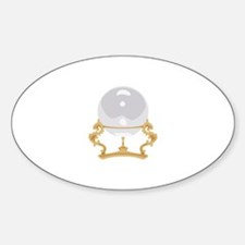 Crystal Ball Psychic Reading Decal