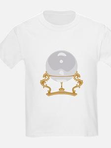 Crystal Ball Psychic Reading T-Shirt
