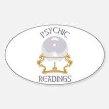 Psychic Reading Decal