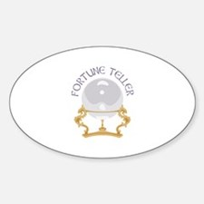 Fortune Teller Decal