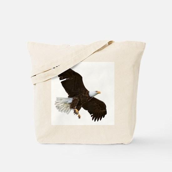 Amazing Bald Eagle Tote Bag