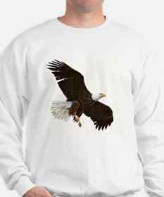Amazing Bald Eagle Sweatshirt