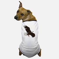 Amazing Bald Eagle Dog T-Shirt