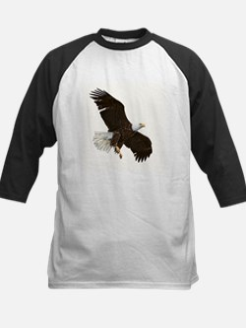 Amazing Bald Eagle Baseball Jersey