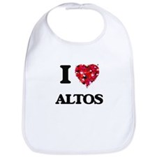 I Love Altos Bib