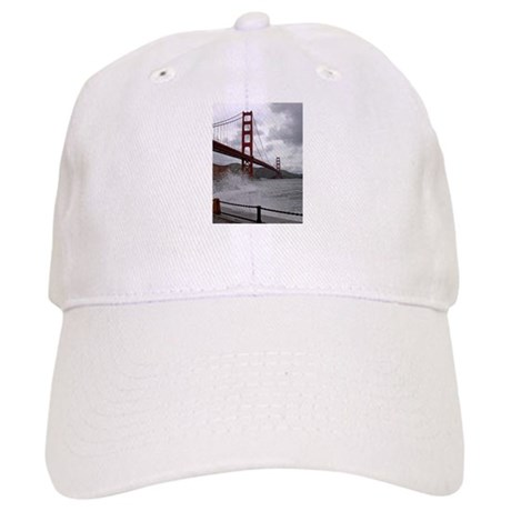 Golden Gate from Fort Point Cap