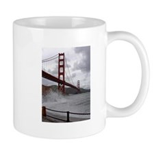 Golden Gate from Fort Point Mug