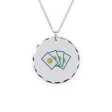 Tarot Card Reading Deck Fortune Teller Necklace