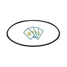 Tarot Card Reading Deck Fortune Teller Patch
