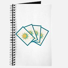 Tarot Card Reading Deck Fortune Teller Journal