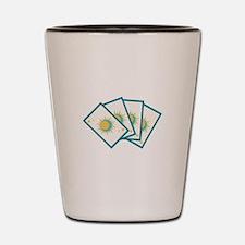 Tarot Card Reading Deck Fortune Teller Shot Glass