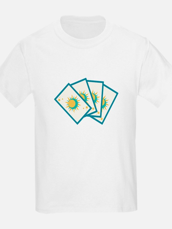 Tarot Card Reading Deck Fortune Teller T-Shirt