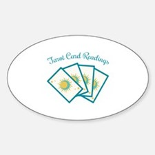 Tarot Card Reading Decal