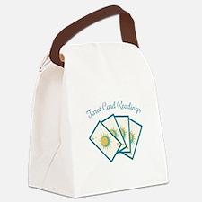 Tarot Card Reading Canvas Lunch Bag