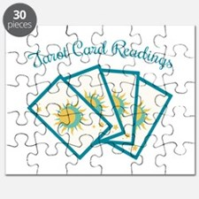 Tarot Card Reading Puzzle