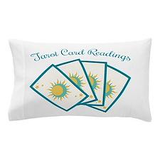 Tarot Card Reading Pillow Case