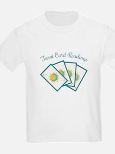 Tarot Card Reading T-Shirt