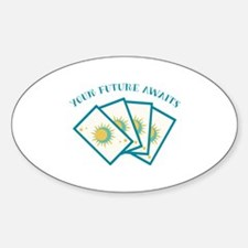 Your Future Alwaz Decal