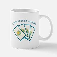 Your Future Alwaz Mugs