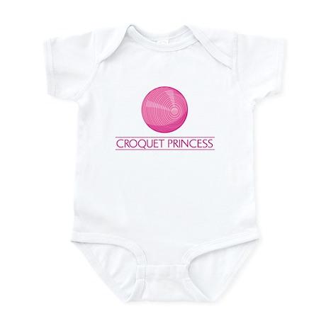 Croquet Princess Infant Bodysuit