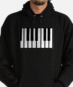 Midi Keyboard Musical Instrument Hoodie