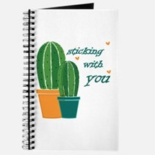 Sticking Wtih You Journal