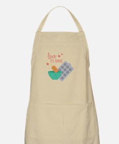 Love To Bake Apron