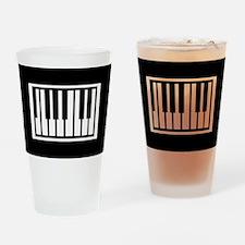 Midi Keyboard Musical Instrument Drinking Glass