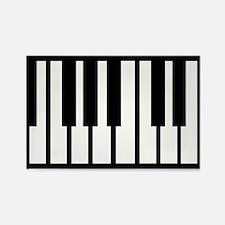 Midi Keyboard Musical Instrument Magnets