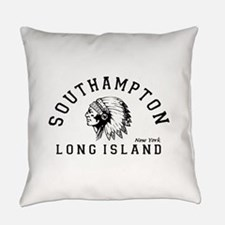 Southampton - Long Island. Everyday Pillow