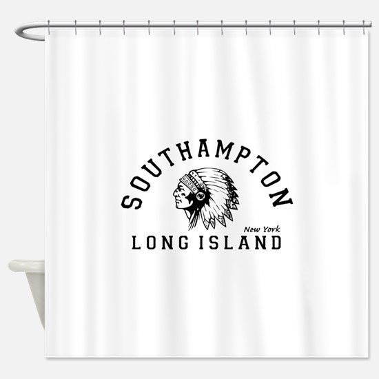 Southampton - Long Island. Shower Curtain