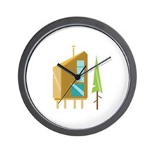 Cabin Wall Clock