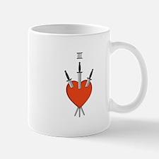 Heart Symbol Mugs