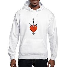Heart Symbol Hoodie