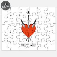 Three of Swords Puzzle