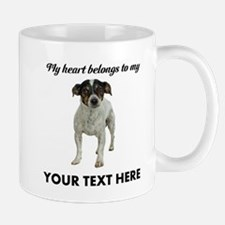 Custom Smooth Fox Terrier Mug