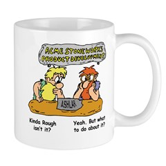 The Masonic think tank Mug