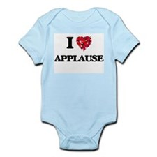 I Love Applause Body Suit