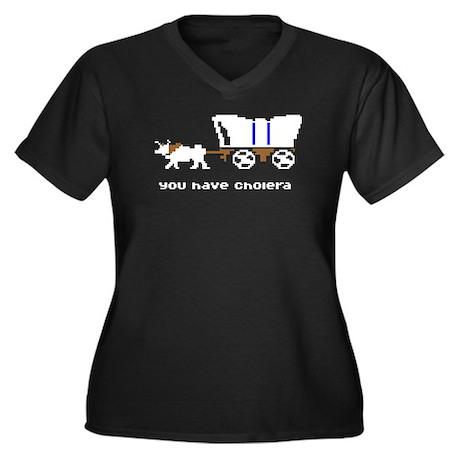 cholera_tee Plus Size T-Shirt