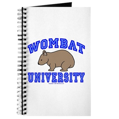 Wombat University II Journal