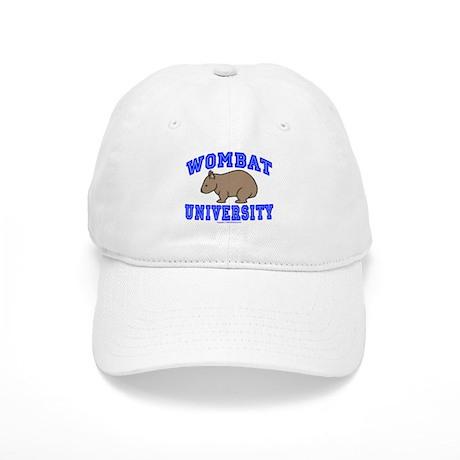 Wombat University II Cap