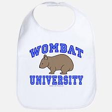 Wombat University II Bib