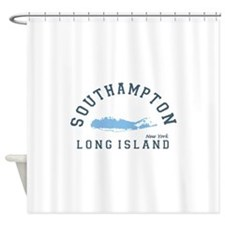 Southampton - Long Island. Shower Curtain