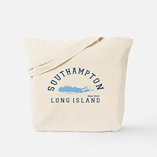 Southampton - Long Island. Tote Bag